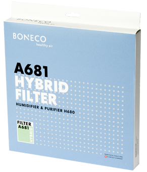HYBRID Филтър за Пречиствател H680 BONECO