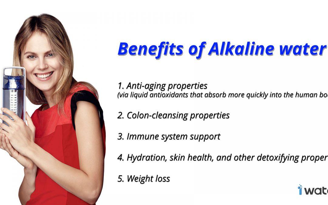 Benefits i-water