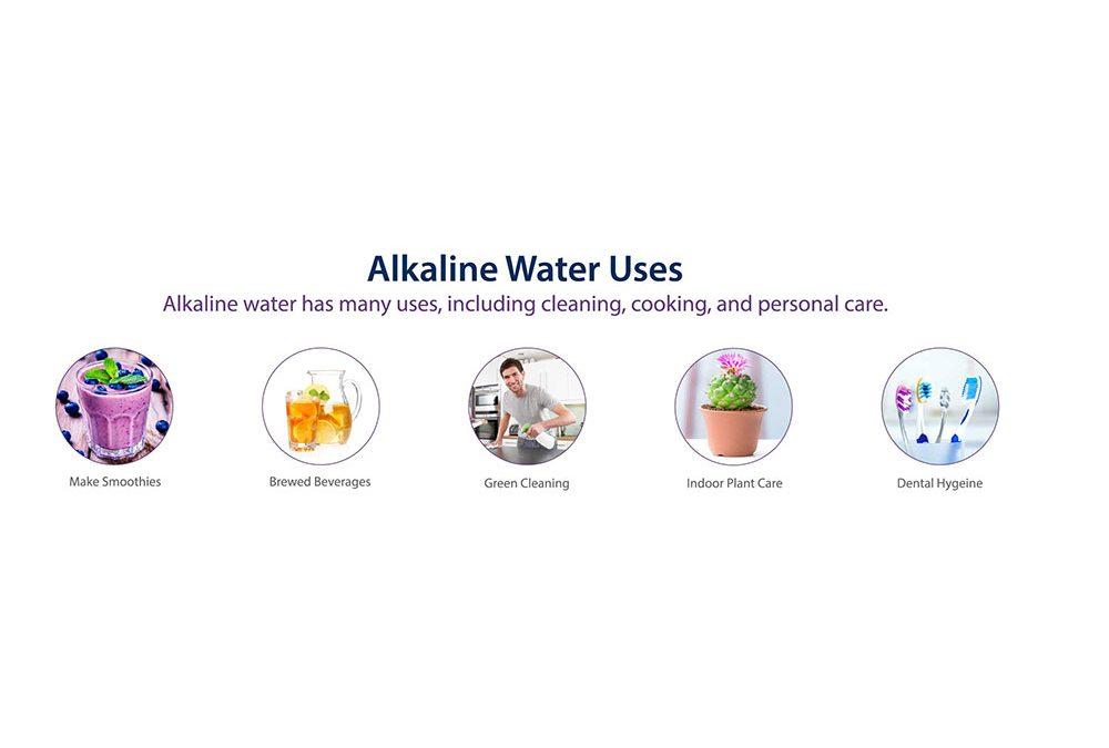 Приложение на Алкалната Жива Вода