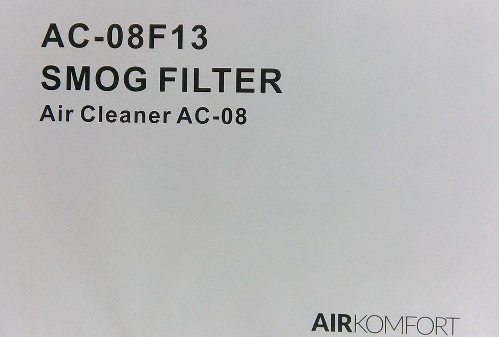 AC-08F13 SMOG Филтър